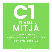 1 - Cultura, Participació i Civisme digital course image